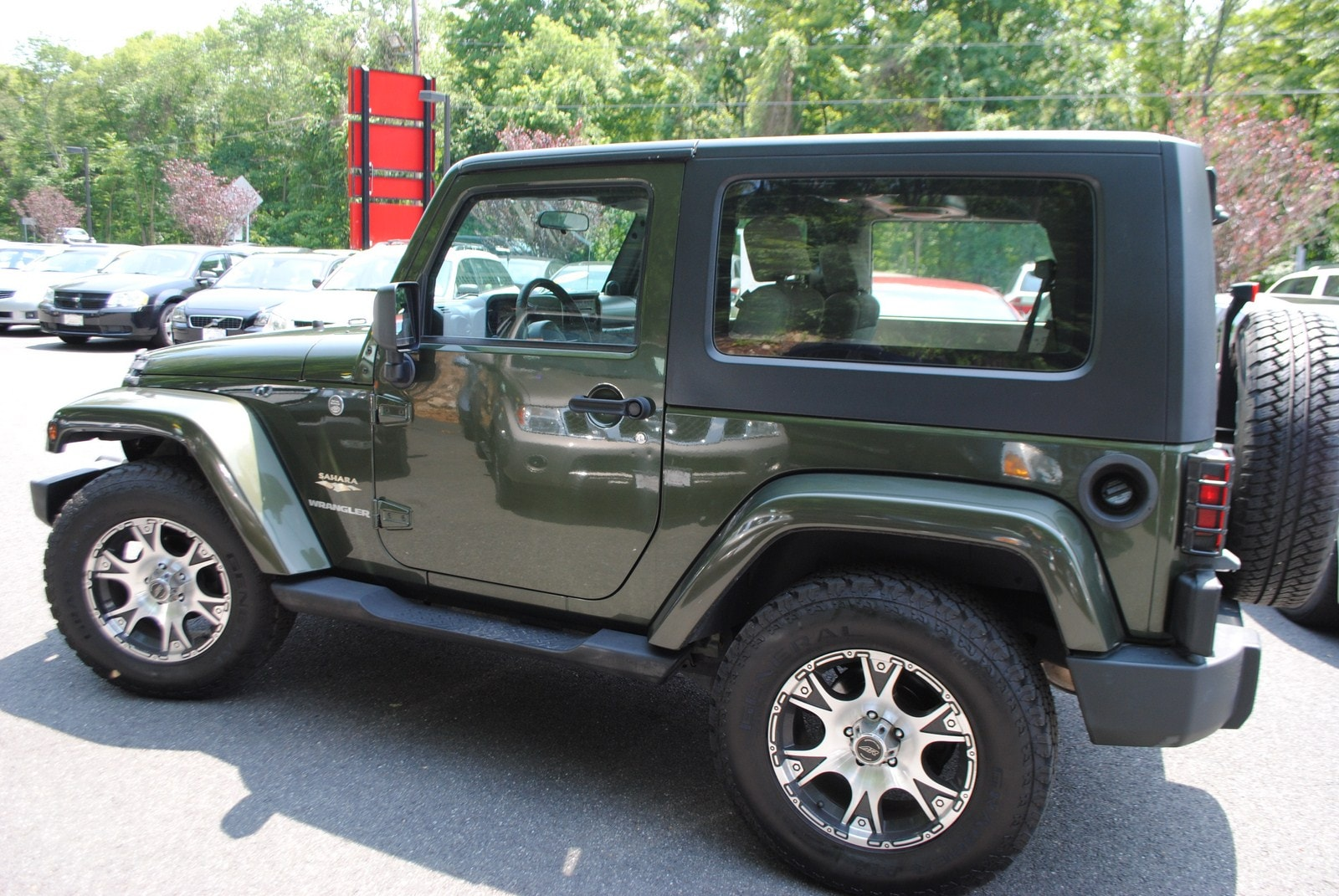 used 2007 jeep wrangler for sale west milford nj. Black Bedroom Furniture Sets. Home Design Ideas