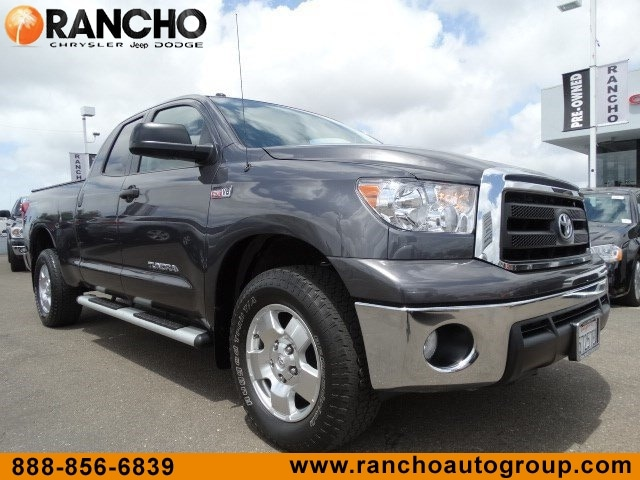 2012 Toyota Tundra 4WD Truck Double Cab 5.7L V8 6-Spd AT