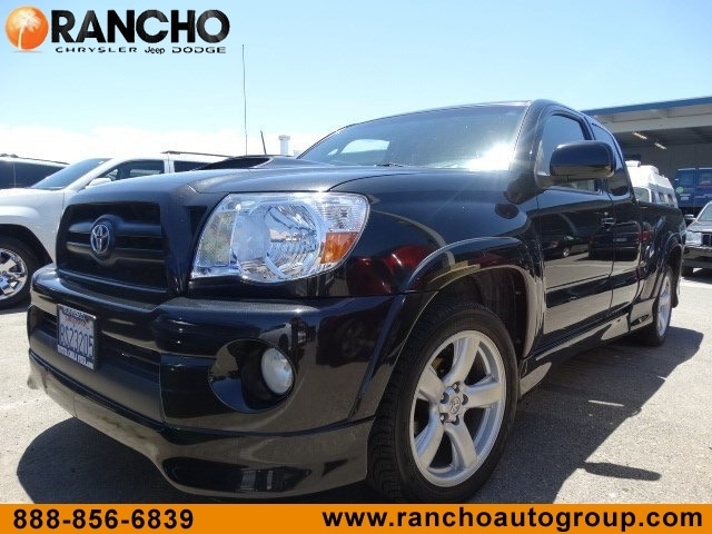 2008 Toyota Tacoma Access V6 MT X-Runner