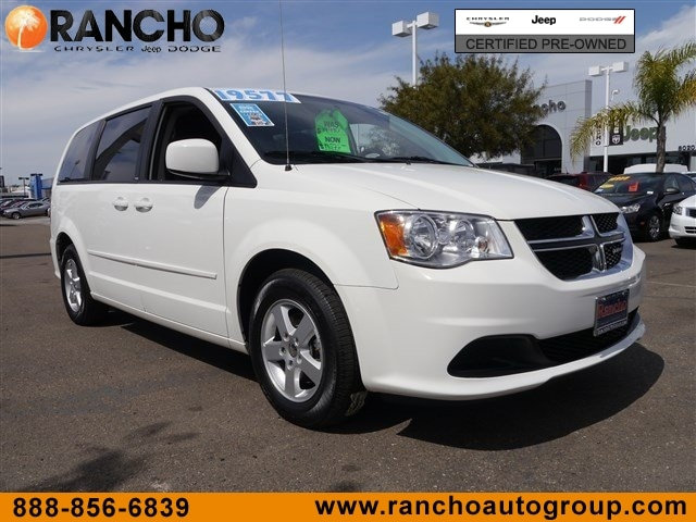 2013 Dodge Grand Caravan SXT Wagon