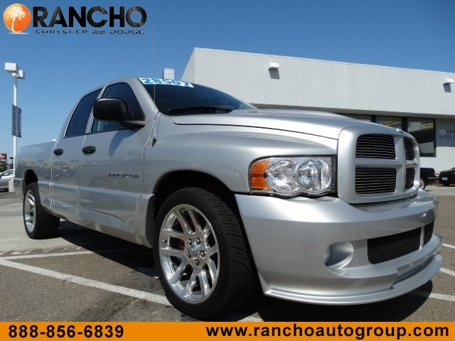 2005 Dodge Ram SRT-10 Quad Cab 140.5 WB