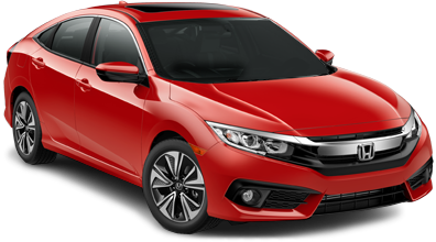 New 2017 honda civic features research orange county for Honda dealers orange county