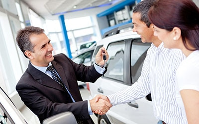 Buying a New Vehicle