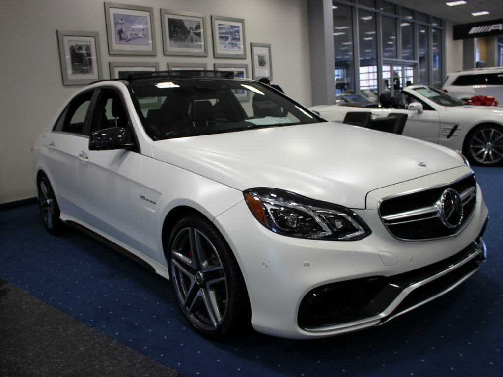 New 2015 mercedes benz e63 amg s 4matic for sale edison for Ray catena mercedes benz edison nj