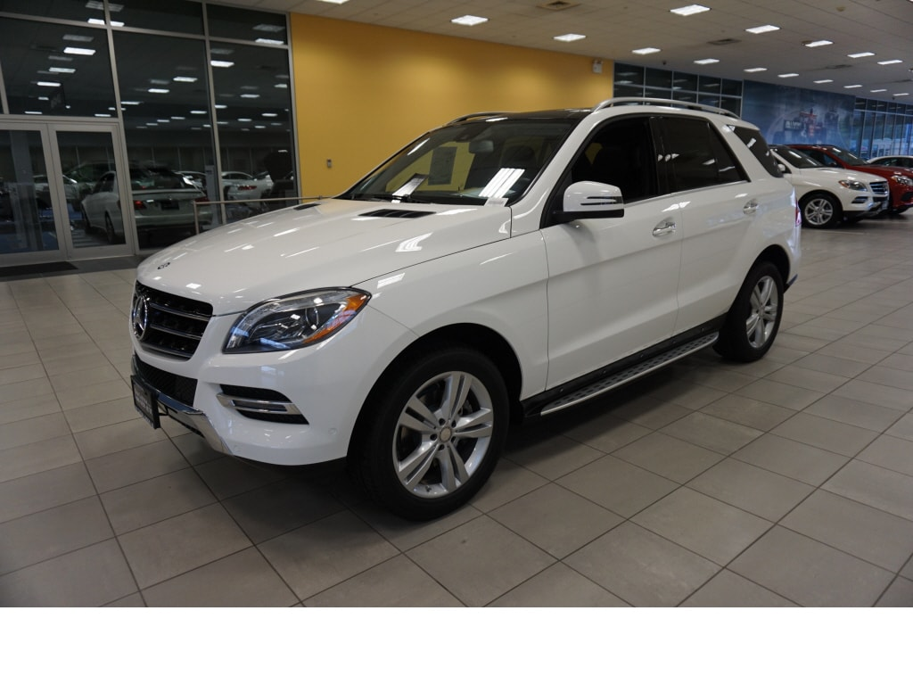 mercedes benz ml350 for sale in nj
