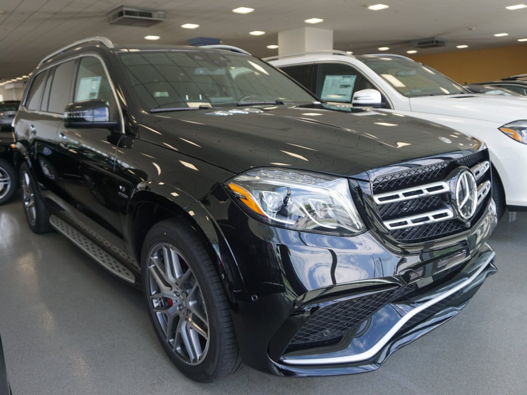 New 2017 mercedes benz amg gls for sale edison nj vin for Mercedes benz dealers in new jersey