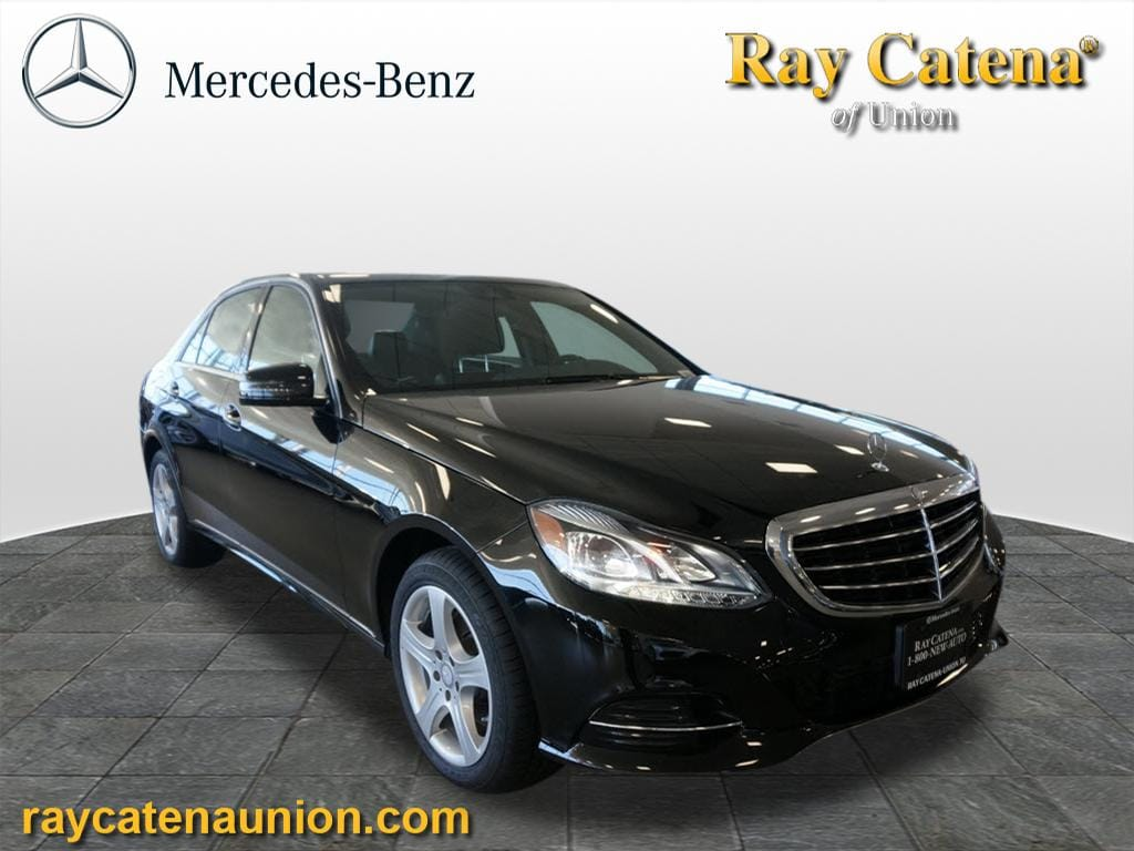 Certified Pre-Owned  2014 Mercedes-Benz E-Class E250 BlueTEC 4MATIC Sedan Edison, NJ