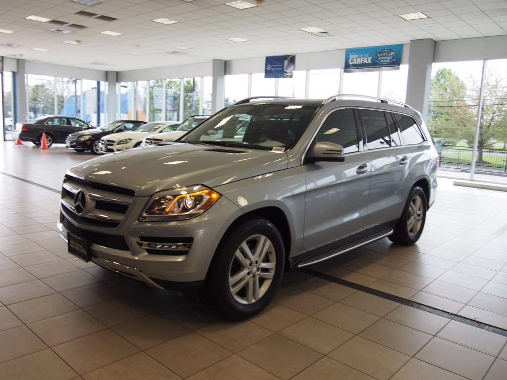 Used 2015 mercedes benz gl class for sale edison nj for Ray catena mercedes benz edison nj