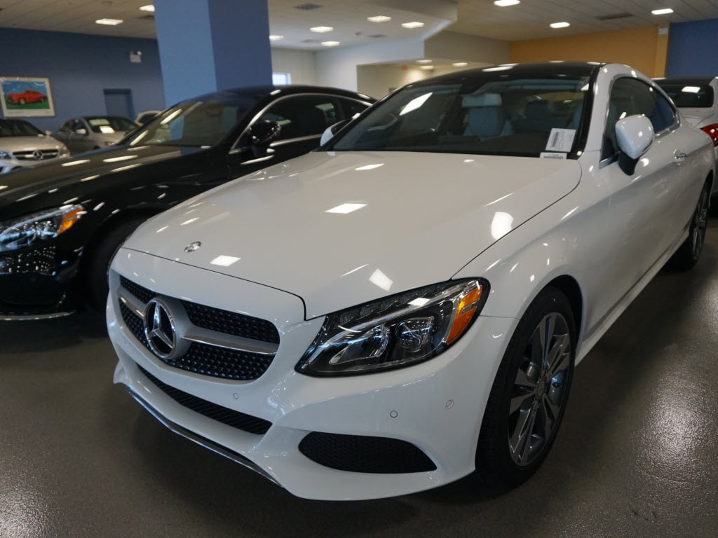 New 2017 mercedes benz c class for sale edison nj vin for Mercedes benz freehold nj
