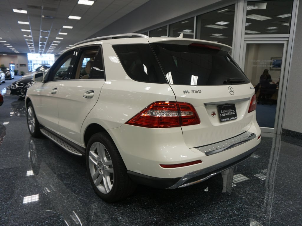 Mercedes benz ml350 for sale in nj for Mercedes benz service union nj