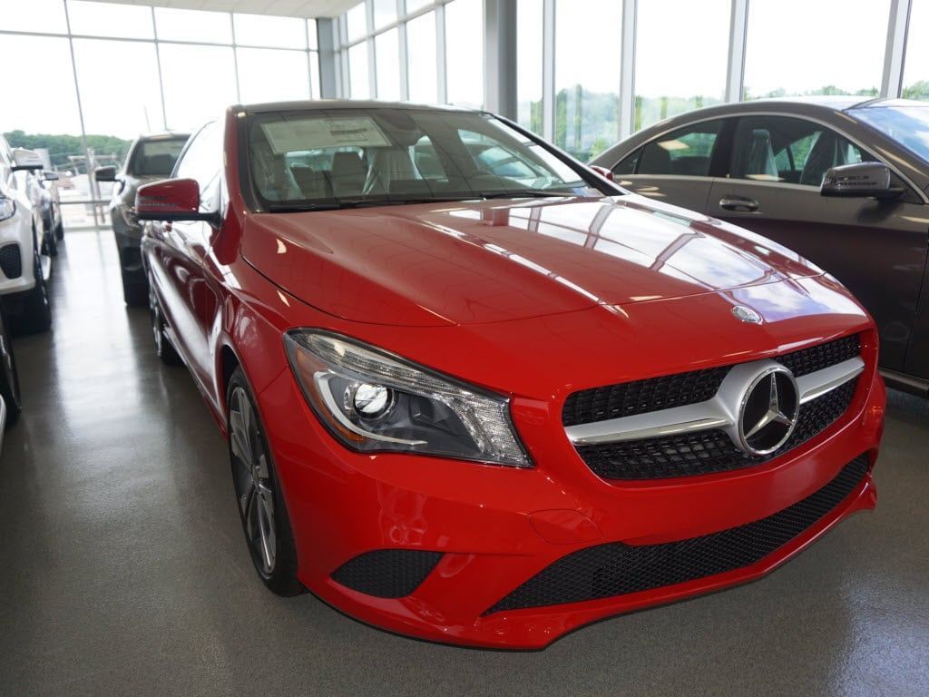 2016 mercedes benz cla cla250 4matic coupe ray catena auto group in. Cars Review. Best American Auto & Cars Review