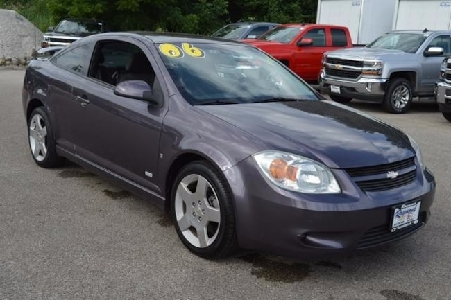 Used 2006 Chevrolet Cobalt For Sale  Antioch IL VIN