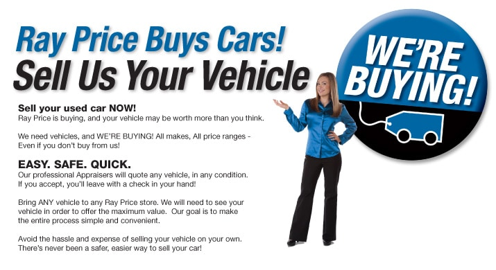 how to sell your used car safely