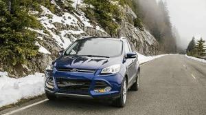 Ford Escape vs Honda CR-V