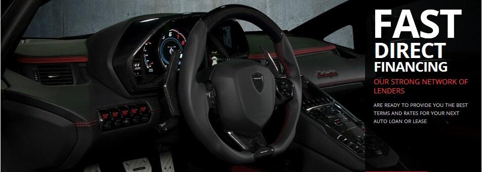 Fast Auto Financing