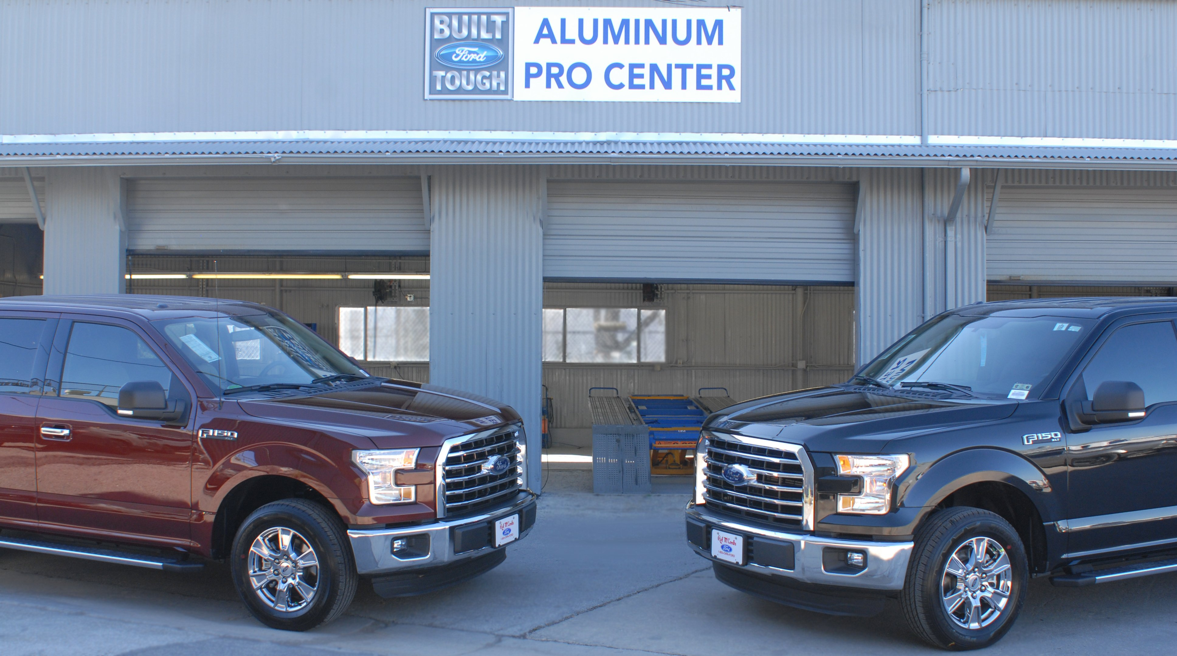 Red McCombs Ford New Ford Dealership In San Antonio TX - Ford collision center