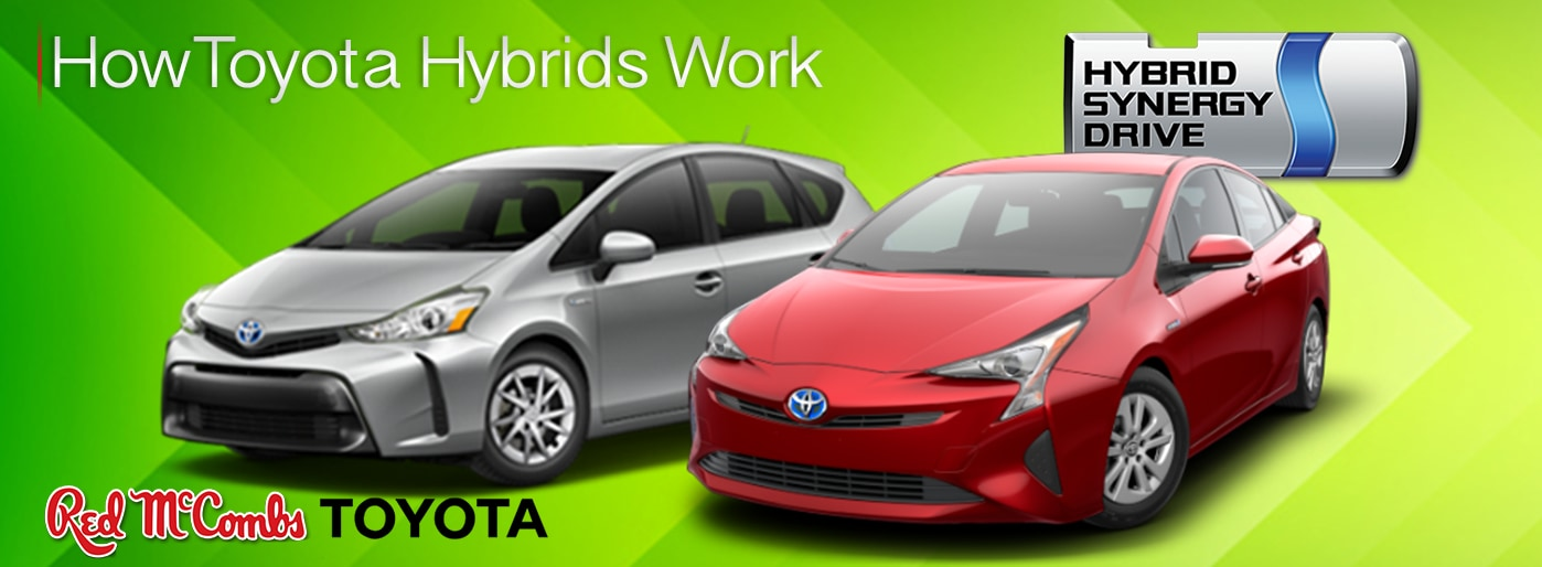 how does a hybrid car or suv work toyota hybrids in san antonio tx. Black Bedroom Furniture Sets. Home Design Ideas