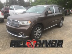 New 2017 Dodge Durango SXT SUV 25468 in Heber Springs, AR