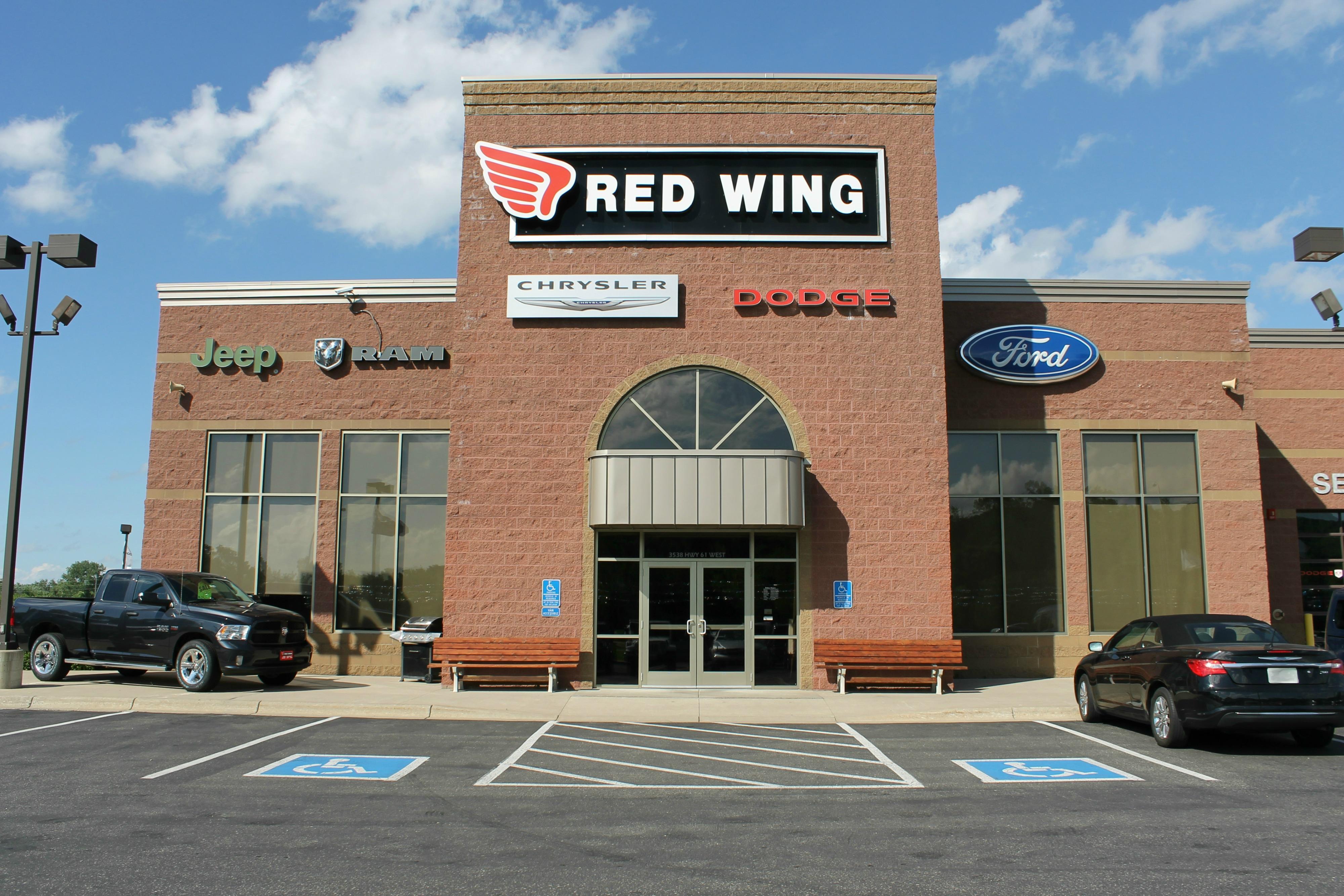 about red wing chrysler dodge jeep ram new used car dealership serving st paul west. Black Bedroom Furniture Sets. Home Design Ideas