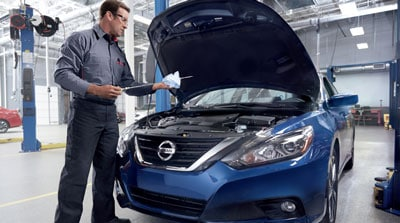 Complimentary Multi Point Vehicle Inspection