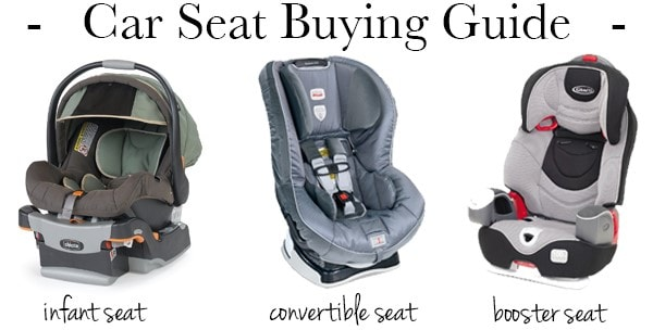 Infant Car Seat Vs Convertible Car Seat