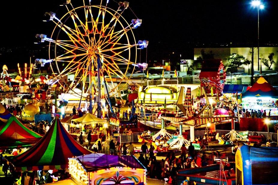 New Mexico State Fair Comes To Albuquerque