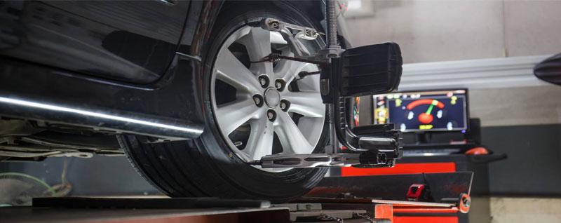 Tire Alignment Service