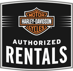 Harley-Davidson Authorized Motorcycle Rentals