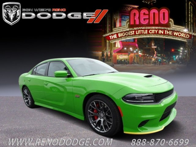 2017 Dodge Charger SRT 392 Sedan