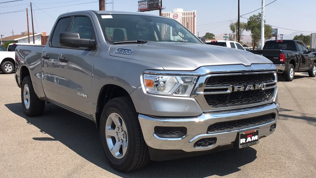 2019 RAM 1500 TRADESMAN QUAD CAB 4X4 6'4 BOX