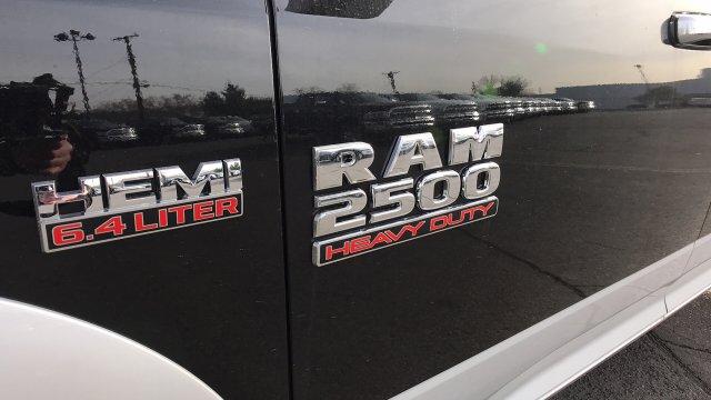 2018 RAM 2500 LARAMIE CREW CAB 4X4 6'4 BOX