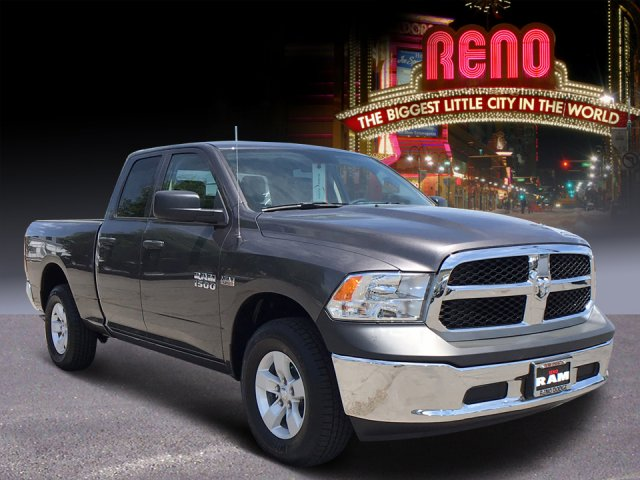 2018 RAM 1500 TRADESMAN QUAD CAB 4X4 6'4 BOX
