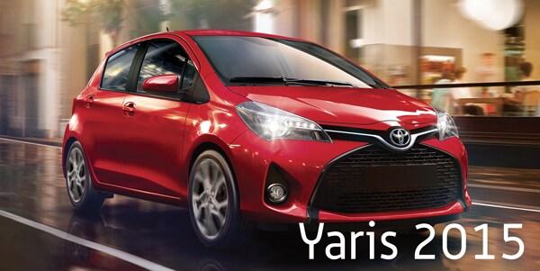 Toyota yaris a vendre