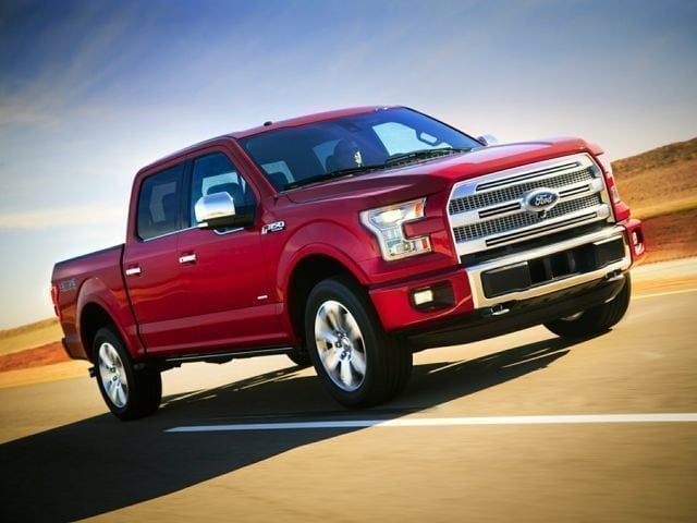 New Ford F-150 For Sale in Norman, OK at Reynolds Ford of Norman