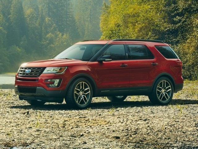 New Ford Explorer For Sale in Norman, OK at Reynolds Ford of Norman