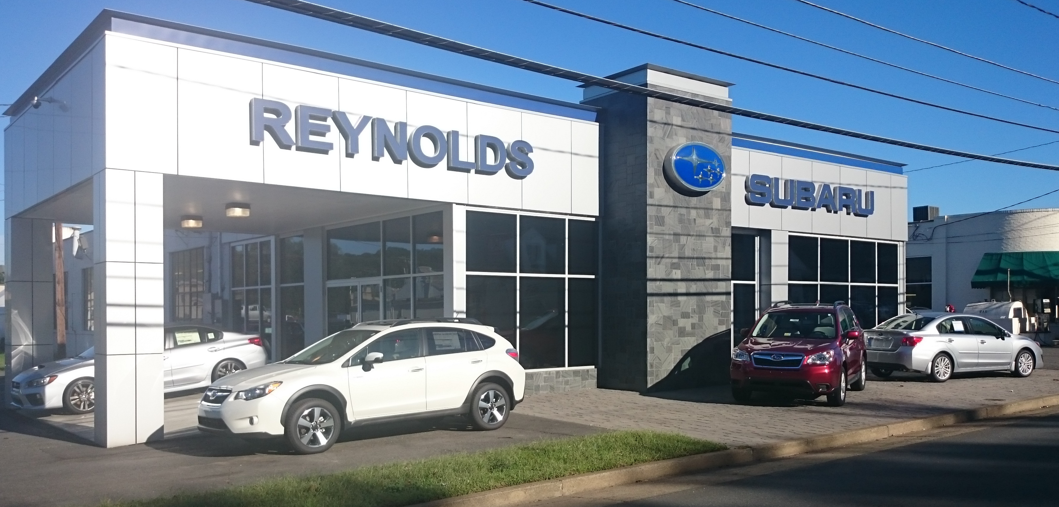 Reynolds Car Dealership Orange Va