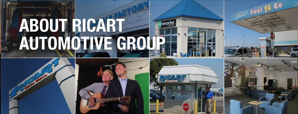 Ricart Automotive Group | New Ford, Hyundai, Nissan, Kia ...