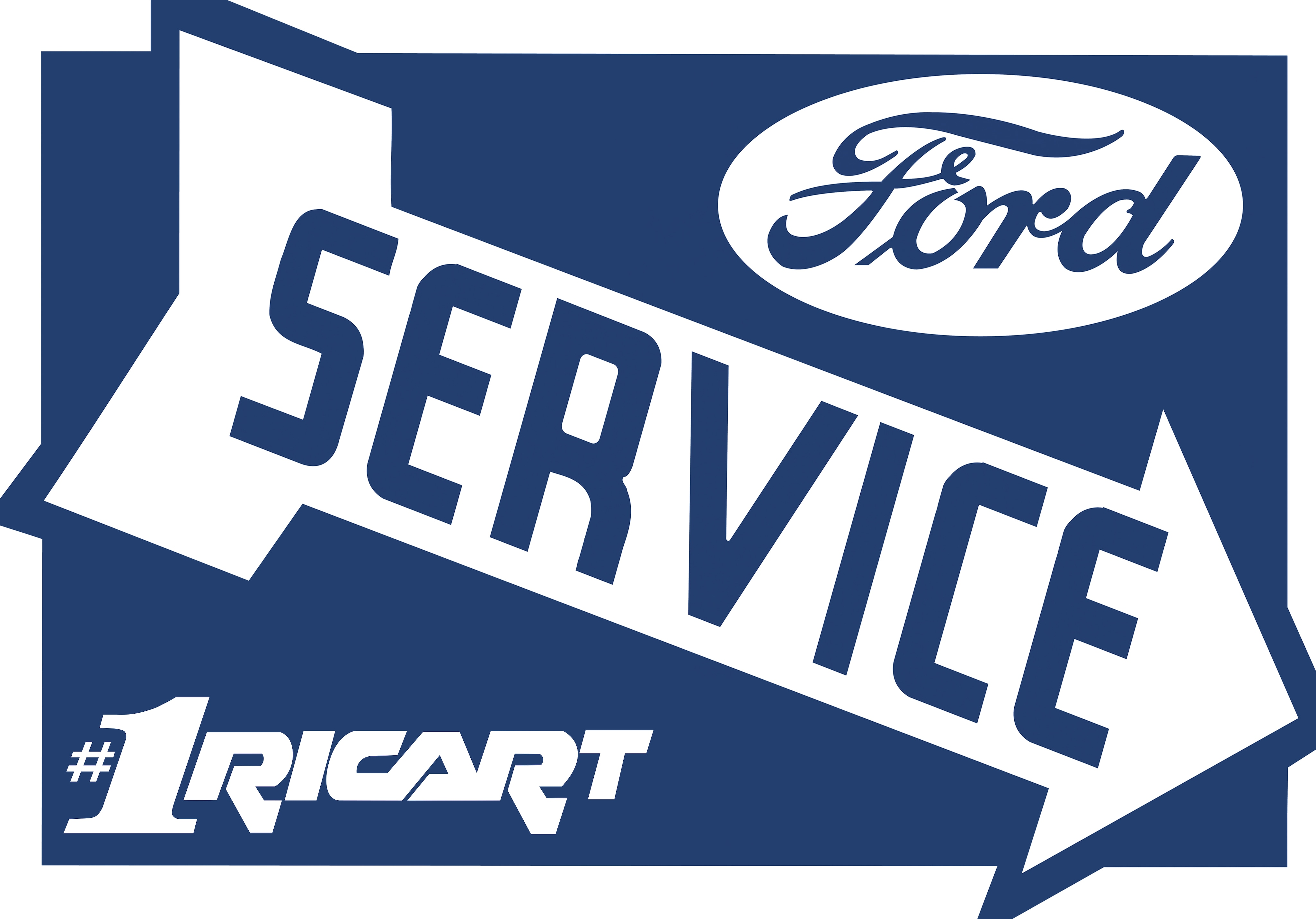 Ricart Automotive Service Columbus Ohio Ford Service