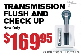 Transmission Flush Richardson TX