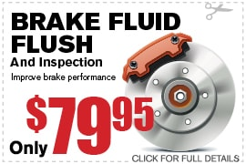 Brake Fluid Flush Richardson TX