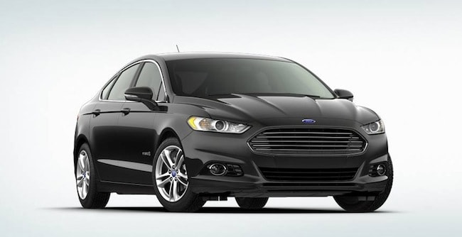2016 Ford Fusion Hybrid Review