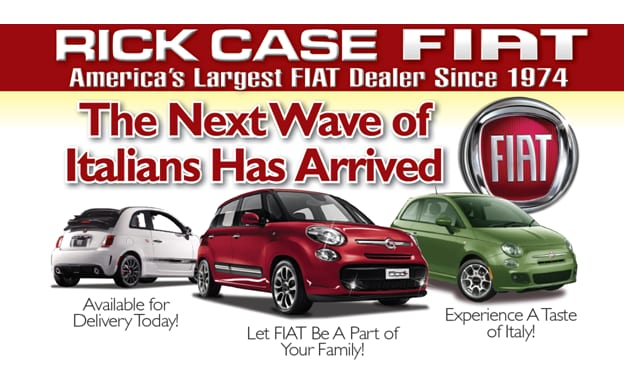 Rick case honda service weston