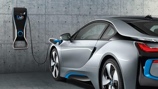 BMW i8 in Charlotte NC  Electric Sports Car in Charlotte