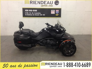 2016 CAN-AM Spyder F3 SE6 Limited Special Series -