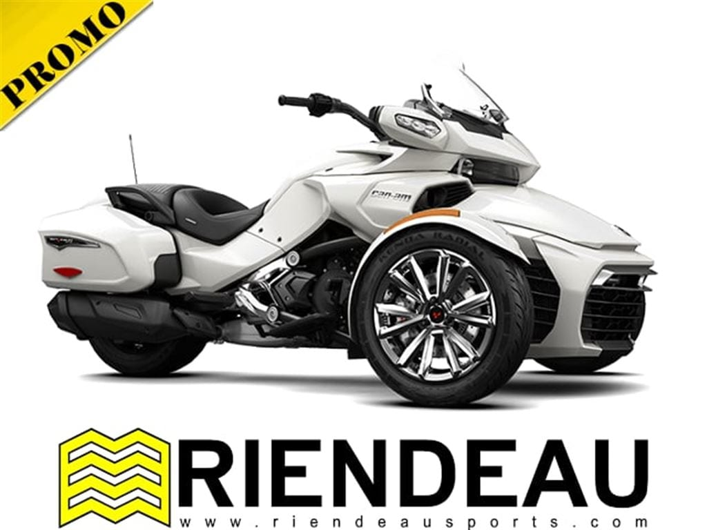 2016 CAN-AM Spyder F3 SE6 Limited -