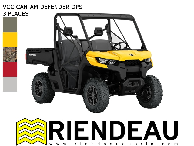 2017 CAN-AM Defender