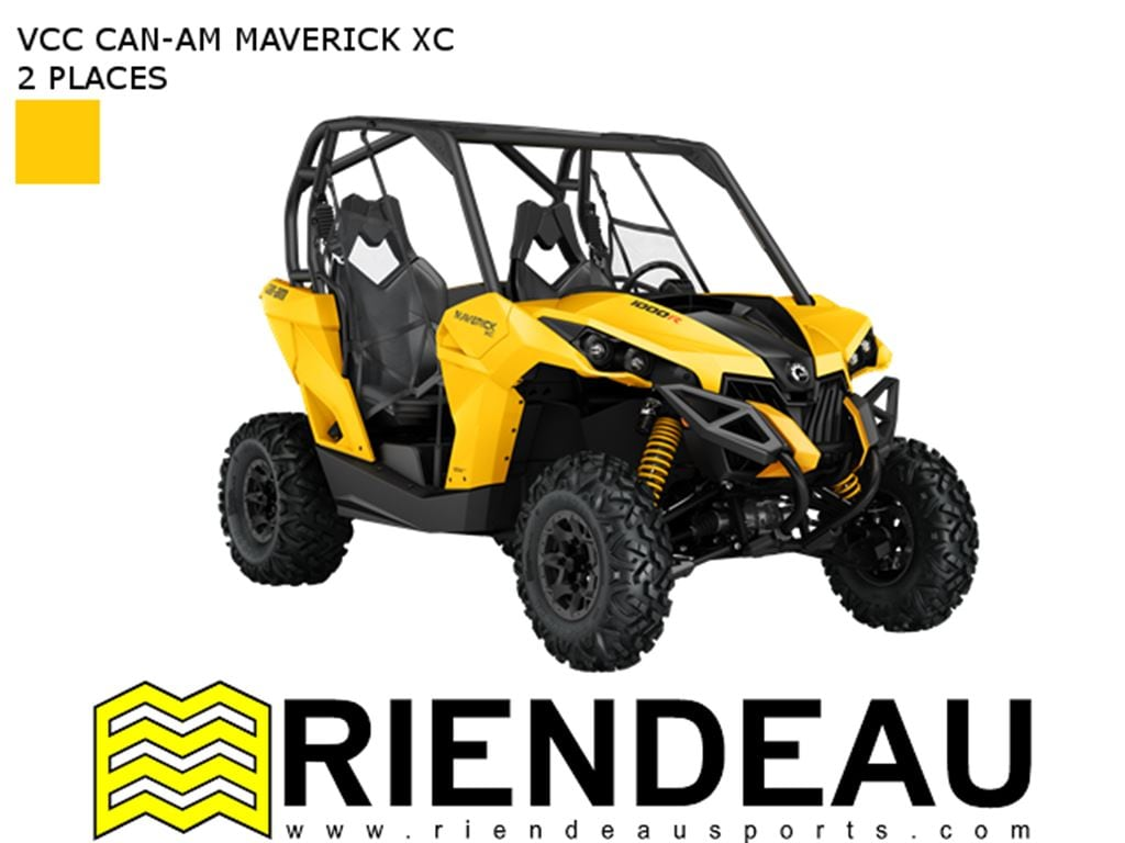 2017 CAN-AM Maverick