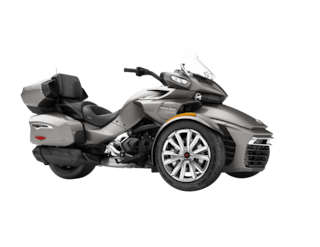 2017 CAN-AM Spyder F3 SE6 Limited DEMONSTRATEUR