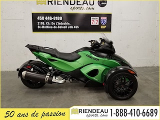 2012 CAN-AM Spyder  RS-S -