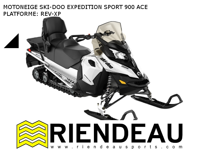 2018 SKI-DOO SPORT Expedition